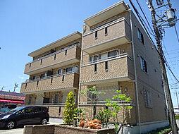 シャロームA棟B棟[3階]の外観