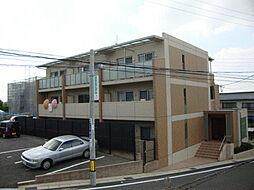 愛知県名古屋市緑区鳴海町字尾崎山の賃貸マンションの外観