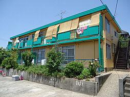 山喜多コーポ[2階]の外観