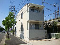 愛知県名古屋市緑区大高町字平地の賃貸アパートの外観