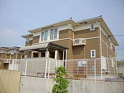 愛知県名古屋市緑区諸の木3丁目の賃貸アパートの外観