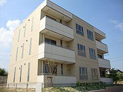 愛知県名古屋市緑区熊の前1丁目の賃貸マンションの外観