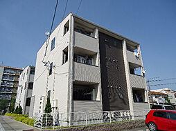 愛知県名古屋市緑区浦里4丁目の賃貸アパートの外観