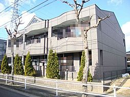 愛知県名古屋市緑区大清水2丁目の賃貸アパートの外観