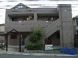 愛知県名古屋市緑区鎌倉台2の賃貸アパートの外観
