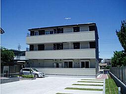 愛知県名古屋市天白区菅田2丁目の賃貸アパートの外観