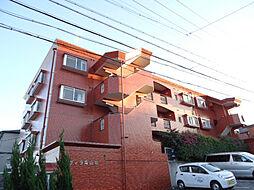 ヴィラ青山坂[1階]の外観