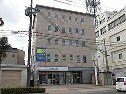 八日市ビル[3階]の外観