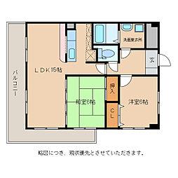 翔21[2階]の間取り