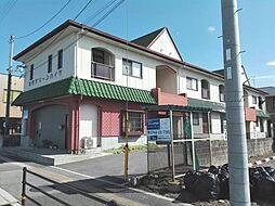 滋賀県東近江市沖野1丁目の賃貸アパートの外観