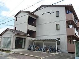 川崎マンション壱番館[1階]の外観