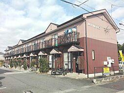 [テラスハウス] 滋賀県東近江市札の辻2丁目 の賃貸【/】の外観