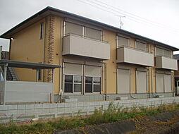 パシフィックドリーム A棟[2階]の外観