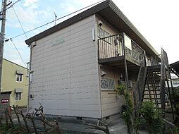 長野ハイブリッジハイツ[2階]の外観