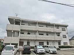 鹿児島県姶良市池島町の賃貸マンションの外観