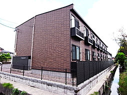 レオパレスCATSII[2階]の外観