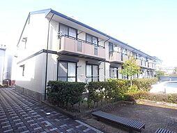 KUWA HOUSE[1階]の外観