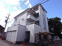 カーサボヌール[2階]の外観