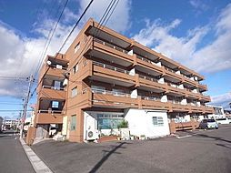 コーポラス宮川[3階]の外観