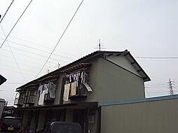 門間第1アパートA[1階]の外観