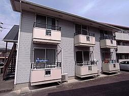 柿沢ハイツC[2階]の外観