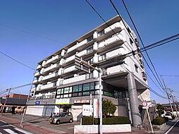 フォレスト三本木[6階]の外観