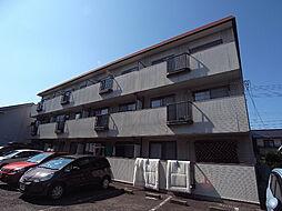 柿沢ハイツB[3階]の外観
