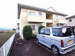 レジデンス平田[2階]の外観