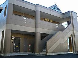 サンシャインヒルズ三井[1階]の外観