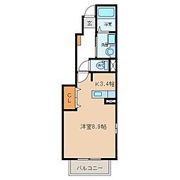 新那加駅 4.6万円