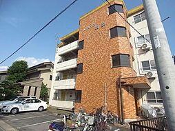 レジデンス柿沢[4階]の外観