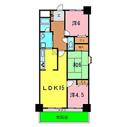 三河安城駅 8.6万円