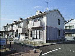 セジュールOZ[2階]の外観
