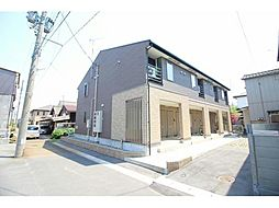 JR信越本線 新潟駅 バス10分 山木戸下車 徒歩5分の賃貸アパート