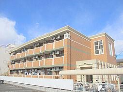 茨城県古河市東1丁目の賃貸マンションの外観