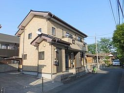 茨城県古河市松並1丁目の賃貸アパートの外観