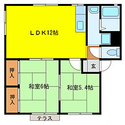 尾上の松駅 5.2万円
