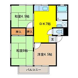 尾上の松駅 4.3万円