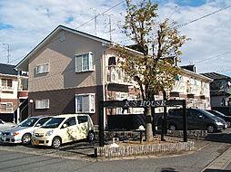 K`S HOUSE[B102号室]の外観