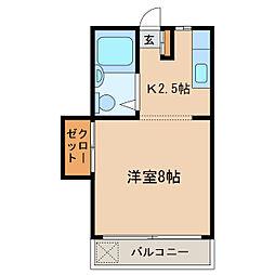 白水東 1.7万円