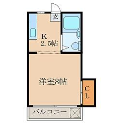 【敷金礼金0円!】メゾン白水