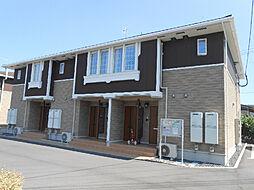 コンフォート・ヴィラ旭原I、II号棟[1階]の外観