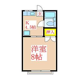 隼人駅 2.0万円