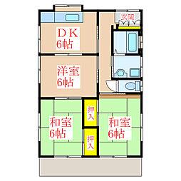 隼人駅 4.5万円