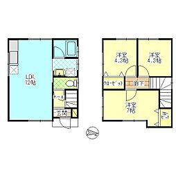直江津駅 7.9万円