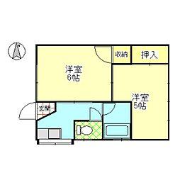 高田駅 3.6万円