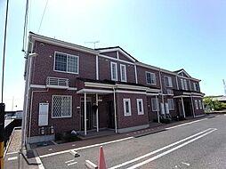 ラフィーネ花塚 B[1階]の外観
