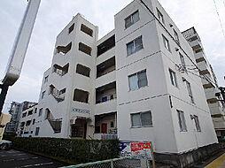 松野マンション[1階]の外観