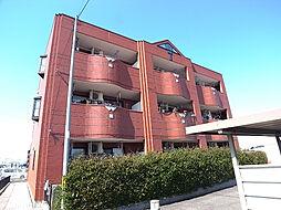 カーサアニマート[3階]の外観