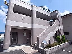 岐阜県岐阜市川部6の賃貸アパートの外観